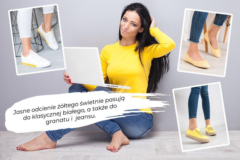 buty w kolorach 2021 roku