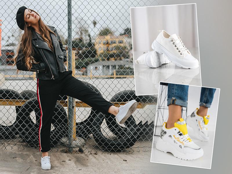 Jakie buty do joggerów damskich?