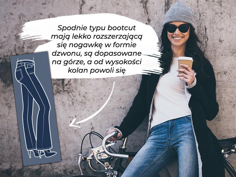 Jakie buty pasują do jeansów bootcut?