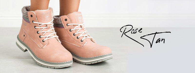 Модные осенние туфли цвета розово-коричневого, т. Е. Пыльно-розового