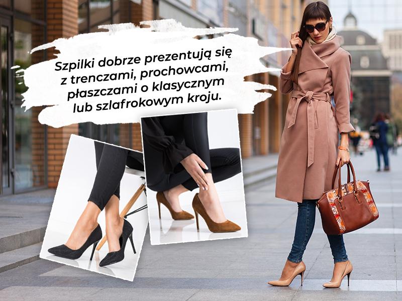 Jakie buty pasują do jesiennego i zimowego płaszcza?