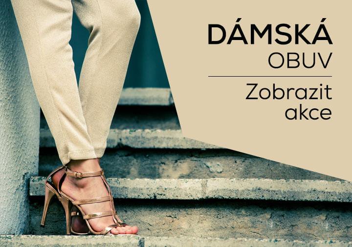 CasNaBoty.cz - Dámská obuv | Zobrazit akce!