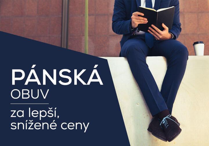 CasNaBoty.cz - Pánská obuv | za lepší, snížené ceny!