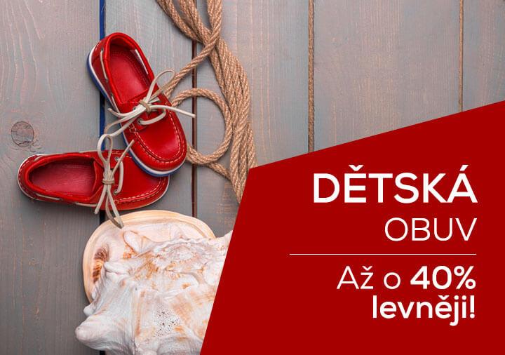CasNaBoty.cz - Dětská obuv | Až o 40% levněji!